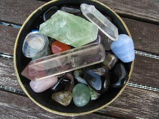 Akmenėlių savybės