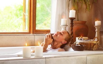 Aromaterapine vonia