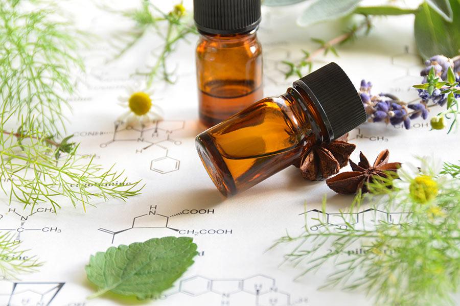 Eteriniai aliejai - augalo imunine sistema