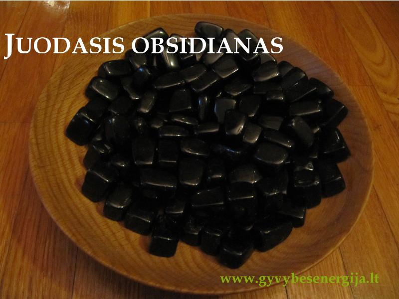 Juodasis Obsidianas