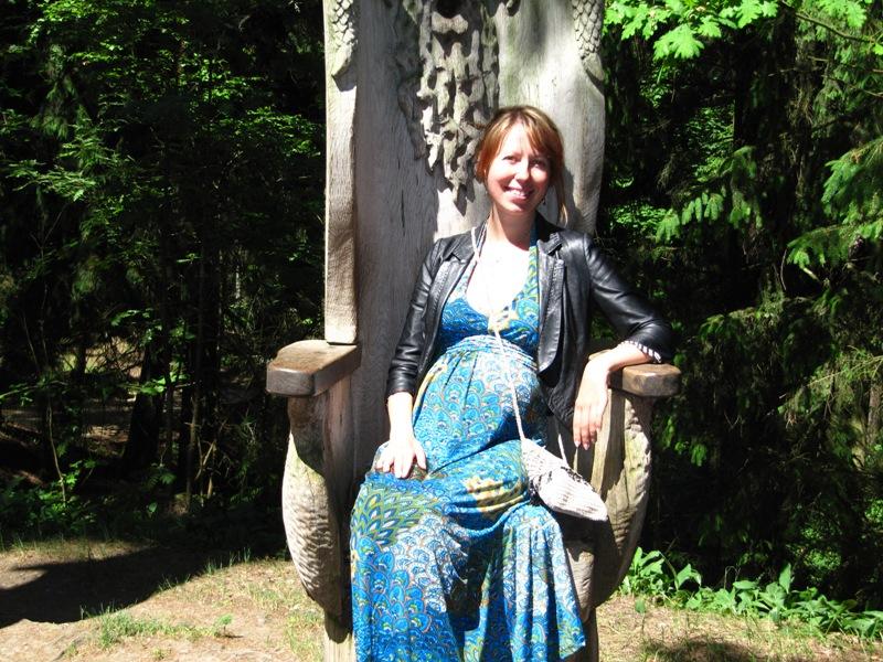 Nėštumo istorija su Reiki